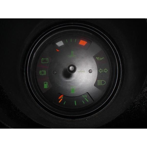 Porsche 924 Turbo Instrumente Anzeige