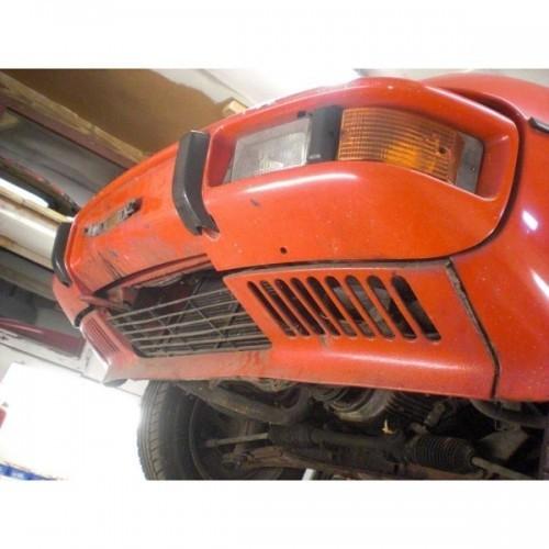 Porsche 924 Turbo von Vorne