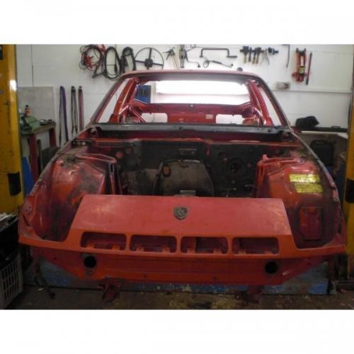 Porsche 924 Turbo Karosserie