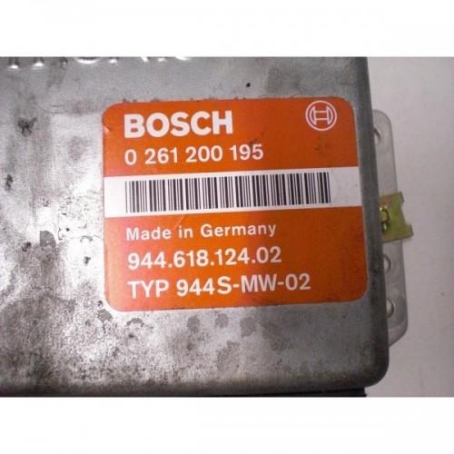 Porsche 944 S2 Motorsteuergerät