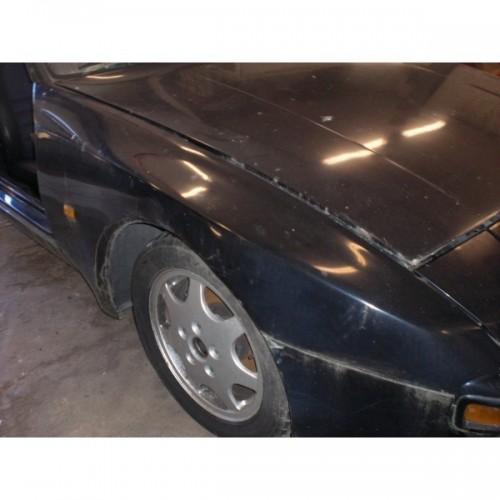 Porsche 944 Schlachtfest