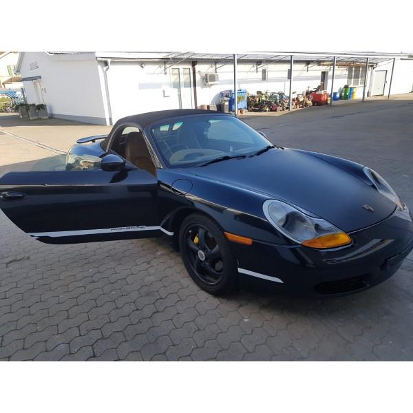 Porsche Boxster 986 Bj. 1998 Schlachtfest