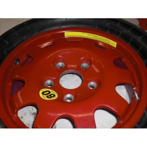 Porsche 968 Ersatzrad Notrad