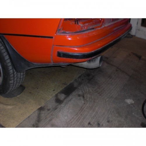 Porsche 924 Turbo Stoßstange Hinten